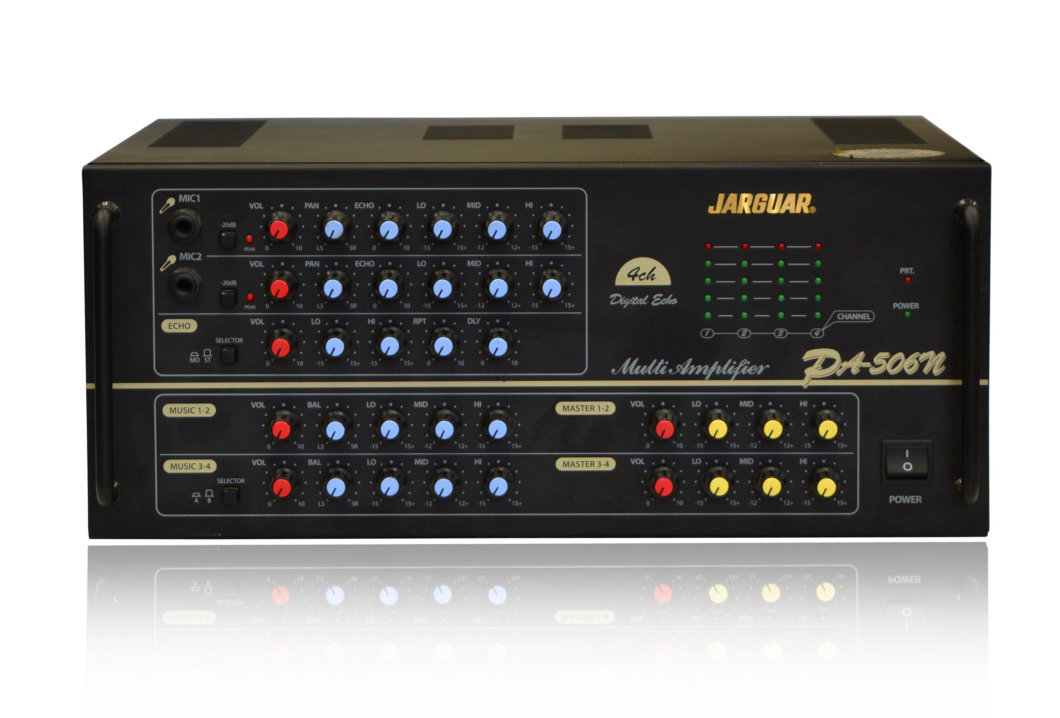 Amply Jarguar 506N là sản phẩm độc quyền của Nhật Hoàng