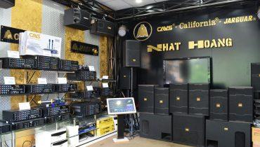 Mua amply karaoke chính hãng giá rẻ ở Hà Nội