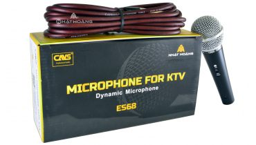 Ít tiền thì mua micro karaoke nào cho dàn karaoke gia đình?