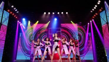 Hệ thống đèn cho sân khấu biểu diễn