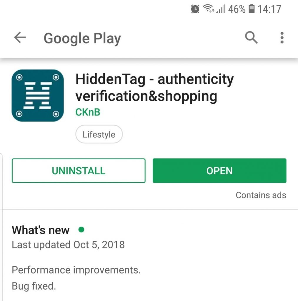 Hidden Tag Jarguar