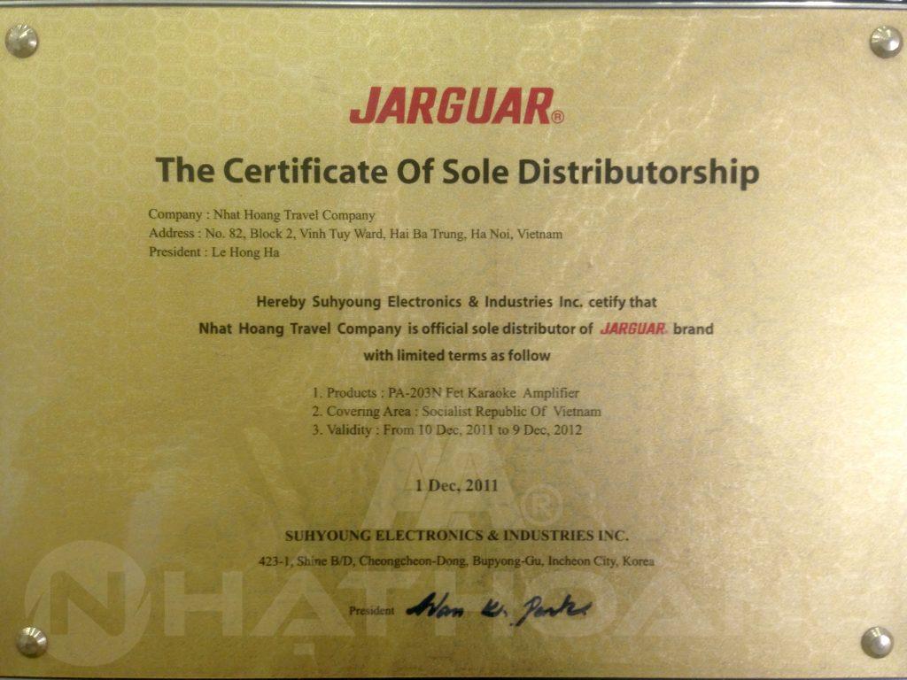 Amply Jarguar PA-506N PLUS chất lượng đến từ Hàn Quốc