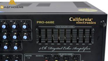 Vì sao bạn nên lựa chọn thương hiệu CALIFORNIA cho dàn âm thanh