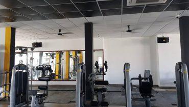 Thi công 2 công trình phòng tập gym cao cấp tại Hà Nội