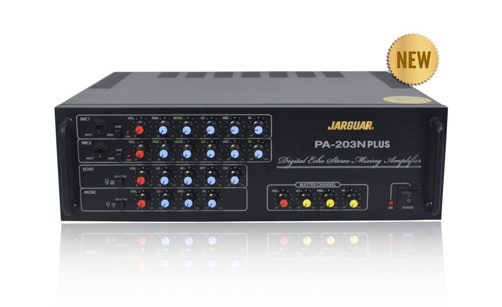 Jarguar PA-203N Plus