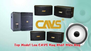 Top Model Loa karaoke làm nên thương hiệu CAVS