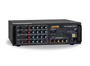 Amply JARGUAR PA-203N GOLD Anti-Feedback