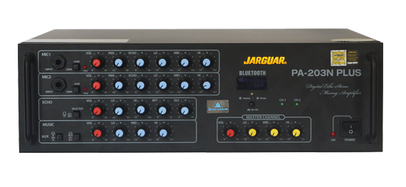 Amply JARGUAR PA-203NPlus Bluetooth
