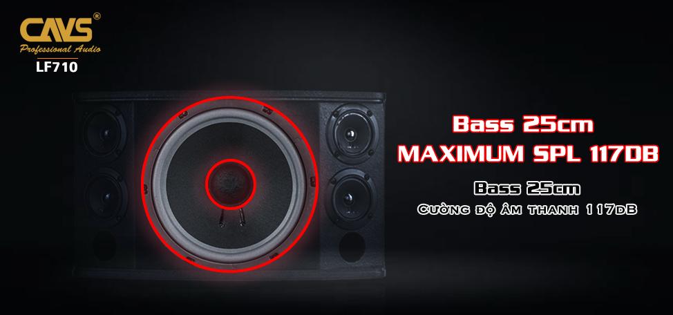 Loa Karaoke CAVS LF710