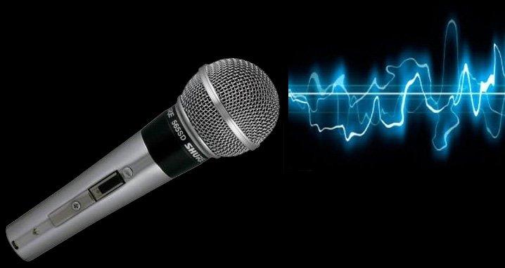 micro bị hú khi hát