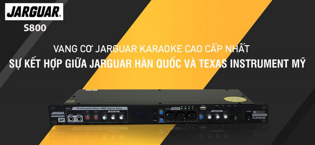 Vang cơ Jarguar Electronics S800