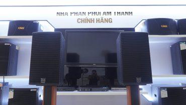 Mua Loa Karaoke Martin Audio ở đâu HCM