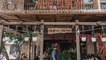 Cafe Nhà của Mị – Thành Phố Hồ Chí Minh