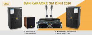 Dàn Karaoke Gia Đình A08