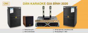 Dàn Karaoke Gia Đình A07