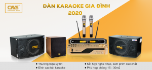 Dàn Karaoke Gia Đình A10