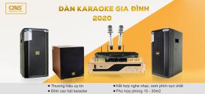 Dàn Karaoke Gia Đình A11
