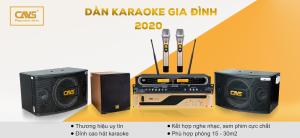 Dàn Karaoke Gia Đình A15