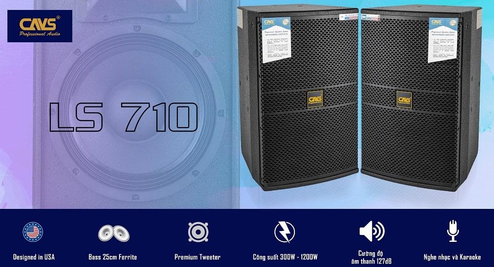 Loa Full CAVS LS710