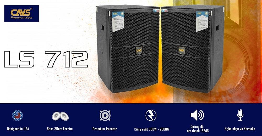 Loa Full CAVS LS712