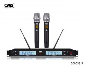 Micro Không Dây CAVS 2000SE III